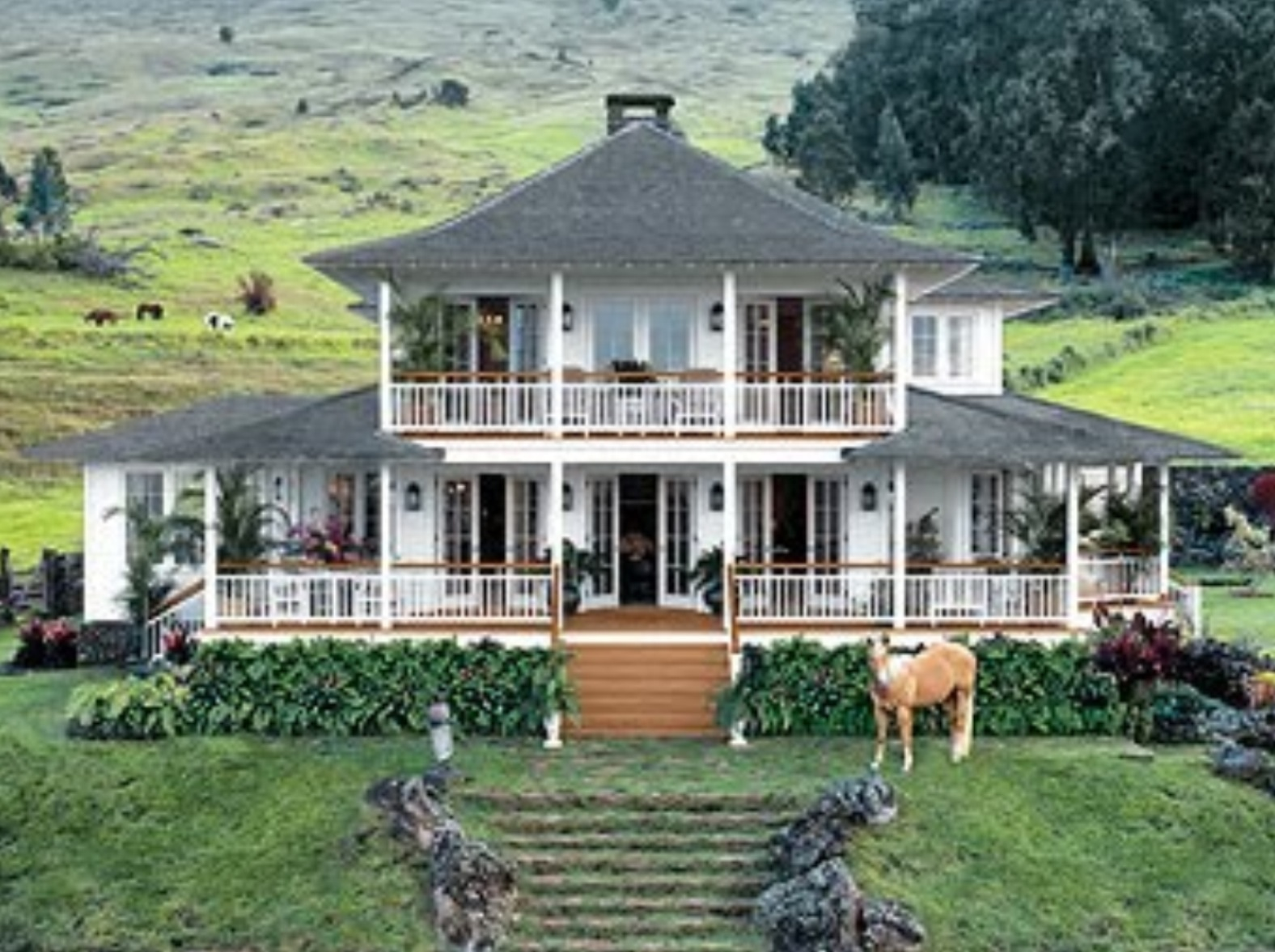 Oprah Winfrey Home On Maui Your Daily Dose Of Paradise